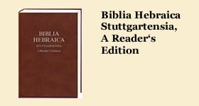 Biblia-Hebraica-Stuttgartensia